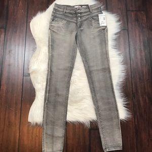 Bongo High Waisted Skinny Jeans